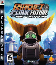 Ratchet and Clank Playstation video game