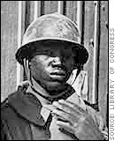 African-American soldiers in World War II
