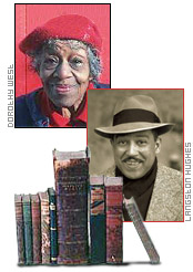 Notable African American Authors: Dorothy West and Langston Hughes