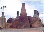 Bottle Kilns