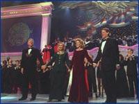 Clinton Inaugural Gala 1997