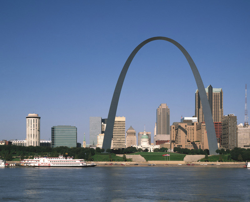 Gateway Arch | FactMonster.