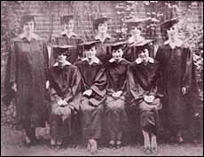 Graduation At The Fairmont School: Source/Lib. of Congress
