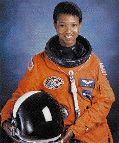 Dr. Mae Jemison