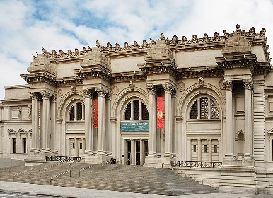 Landmarks of new york city for Metropolitan museum of art in new york