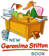 New Geronimo Stilton Book