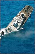 Naval Shipwreck -Photo: US Navy