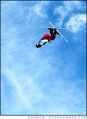 Freestyle Aerialist