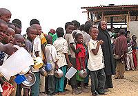 Kenyan student