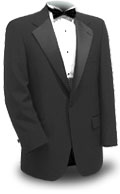 Tuxedo Jacket